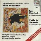 THEO LOEVENDIE Die Nachtigall / Le Chant Du Rossignol / El Canto Del Ruiseñor album cover