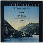 THEO LOEVENDIE Six Turkish Folkpoems album cover