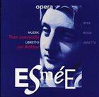 THEO LOEVENDIE Theo Loevendie, Jan Blokker : Esmée album cover