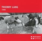 THIERRY LANG Lyoba album cover