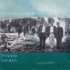 THIERRY LANG Private Garden album cover