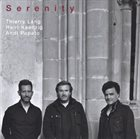 THIERRY LANG Serenity album cover