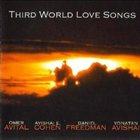 THIRD WORLD LOVE Love Songs album cover