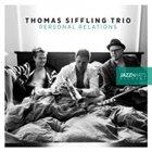 THOMAS SIFFLING Thomas Siffling Trio : Personal Relations album cover