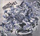 THREE FALL Bomboclive album cover