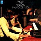 TIHOMIR POP ASANOVIC Majko Zemljo album cover