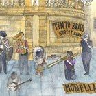 TINTO BRASS STREET BAND Monella album cover