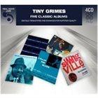 TINY GRIMES 5 Classic Albums album cover