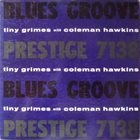 TINY GRIMES Blues Groove (with Coleman Hawkins) album cover