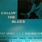 TINY GRIMES Callin the Blues album cover