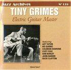 TINY GRIMES Electric Guitar Master (1944-7) album cover