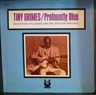 TINY GRIMES Profoundly Blue album cover