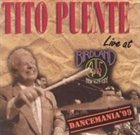 TITO PUENTE Live at Birdland album cover
