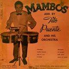 TITO PUENTE Mambos Arr. By Tito Puente Volume Two album cover