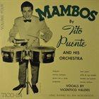 TITO PUENTE Mambos By Tito Puente Volume Four album cover