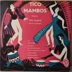 TITO PUENTE Mambos By Tito Puente Volume Three album cover