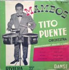 TITO PUENTE Mambos (Enregistrement Réalisé A Cuba) album cover