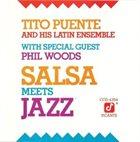 TITO PUENTE Salsa Meets Jazz album cover