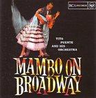 TITO PUENTE Tito Puente and His Latin Ensemble on Broadway album cover