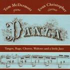 TOM MCDERMOTT Dazla (with Evan Christopher) album cover