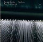 TOMASZ STAŃKO Tomasz Stanko New York Quartet : Wisława Album Cover