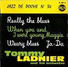 TOMMY LADNIER Jazz De Poche N° 34 album cover