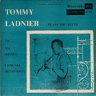 TOMMY LADNIER Tommy Ladnier plays the Blues album cover