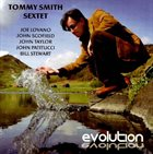 TOMMY SMITH Evolution album cover