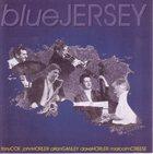 TONY COE Blue Jersey album cover