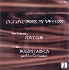 TONY COE Classic Pops In Velvet album cover