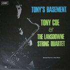 TONY COE Tony's Basement album cover