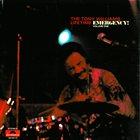 TONY WILLIAMS The Tony Williams Lifetime : Emergency! Volume One album cover