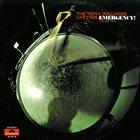 TONY WILLIAMS The Tony Williams Lifetime : Emergency! Volume Two album cover