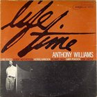 TONY WILLIAMS Life Time Album Cover