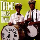 TREME BRASS BAND New Orleans Music album cover