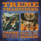 TREME BRASS BAND Treme Traditions album cover