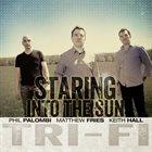 TRI-FI Staring into the Sun album cover