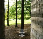 TRONDHEIM JAZZ ORCHESTRA Trondheim Jazz Orchestra & Kim Myhr : Stems And Cages album cover