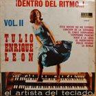TULIO ENRIQUE LEÓN El Artista Del Teclado Vol. II album cover