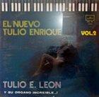 TULIO ENRIQUE LEÓN El Nuevo Tulio Enrique, Vol. 2 album cover