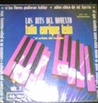 TULIO ENRIQUE LEÓN Los Hits del Momento. Vol. 2