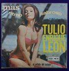 TULIO ENRIQUE LEÓN Más Ritmo Sabroso album cover
