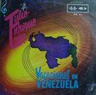 TULIO ENRIQUE LEÓN Vacaciones En Venezuela album cover