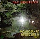 TULIO ENRIQUE LEÓN Vacaciones En Venezuela Vol 5 album cover