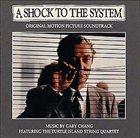 TURTLE ISLAND STRING QUARTET A Shock To The System (Original Motion Picture Soundtrack) album cover