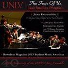 UNLV DEPARTMENT OF MUSIC JAZZ STUDIES PROGRAM The Four of Us album cover