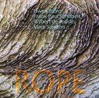 UWE OBERG Oberg / Schubert / De Joode / Sanders : Rope album cover