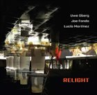 UWE OBERG Relight album cover