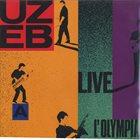 UZEB Live À L'Olympia album cover