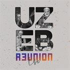 UZEB R3union Live album cover